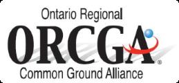 Ontario Regional Common Ground Alliance company