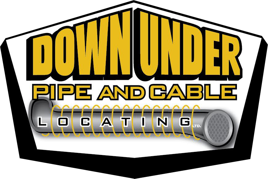Down Under Pipe and Cable Locating Logo